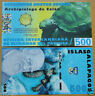 Galapagos Polymer Banknote 500 Sucres 2011 UNC