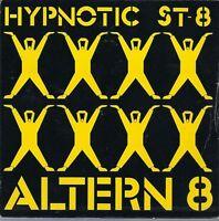 "Altern 8 Hypnotic St 8 (PS) 7"" Vinyl"