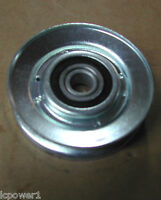 """[ROT] [2918] V-Belt Idler Pulley Replaces Murray 20613 3"""" X 1/2"""" 280-339"""