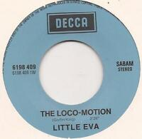 "Little Eva The Loco-Motion 7"" Single"