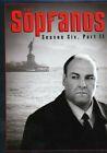 The Sopranos - Season 6, Part 2 (DVD, 2007, 4-Disc Set)