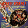 KENNY BALL & HIS JAZZMEN Cheers! UK EXC CONDITION LP