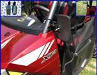 2015-16 Polaris Ranger 570 Ranger XP900 Rearview Mirror Set p/n 11878