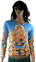 DURGA MATA Hindu Gods Religion Tattoo Art T-SHIRT M