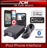 iPod iPhone Interface Adaptor kit - LEXUS SC300 SC400