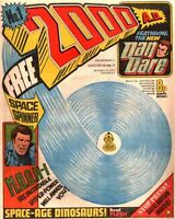 2000AD ft JUDGE DREDD - THE  COMPLETE 2000AD COMIC COLLECTION - EX-CONDITION!!