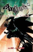 BATMAN:  ARKHAM CITY #1 HC (deutsch)   Variant-Hardcover   lim. 222 Ex.