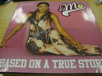 "Lil Mo Based On A True Story Album Sampler (PS) 12"" Vinyl"
