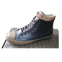 Marlboro Classics Schuhe Sneaker Leder braun Gr. 41 Turnschuhe Trainers