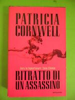 PATRICIA CORNWELL. RITRATTO DI UN ASSASSINO. MONDADORI OMNIBUS 1°ED.2002