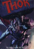 THOR The Marvel Art of MARKO DJURDJEVIC (deutsch) lim. 222 Ex + signed Artprint