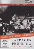 DOPPEL-DVD NEU/OVP - Der Prager Frühling - Panzer in Prag - Discovery Geschichte