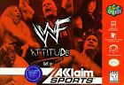 WWF Attitude (Nintendo 64, 1999)