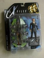 THE X FILES  / AKTE X McFarlane AGENT SCULLY GILLIAN ANDERSON Duchovny FBI ALIEN