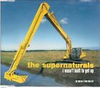 The Supernaturals W Wasn't Built To Get Up Cd Single