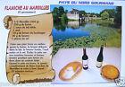 Carte Postale Nord Pas-de-Calais recette Flamiche au Maroilles nord gourmand