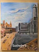 Sotheby's Israeli and International Art NY 16 Dec 2008