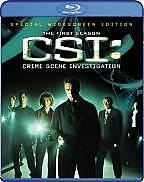 CSI: CRIME SCENE INV-Csi: Crime Scene Investigation - The Complete FiBlu-Ray NEW