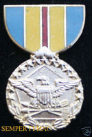 DEFENSE DISTINGUISHED SERVICE MEDAL HAT PIN US ARMY NAVY AIR FORCE USCG MARINES