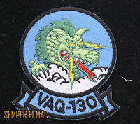 VAQ-130 ZAPPERS COLLECTOR PATCH UNITED STATES NAVY NAS WHIDBEY ISLAND PROWLER