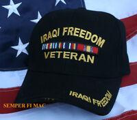 OPERATION IRAQI FREEDOM OIF HAT US MARINES NAVY AIR FORCE ARMY COAST GUARD IRAQ