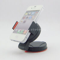 360° Universal Car Mount Cradle Holder Stand for iPhone 4 4S Smasung Galaxy Moto