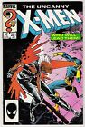 X-Men #201 VF-NM 9.0 Storm Cyclops Who Will Lead Them!!