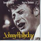 CD 2 titres JOHNNY HALLYDAY tender years (en anglais)