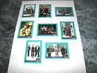 Lot of 8 Beatles Trading Cards Classic Hits Insert Set Paul, John, George, Ringo