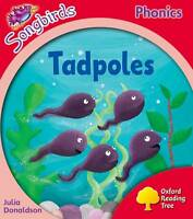 Oxford Reading Tree: Stage 4: Songbirds: Tadpoles,GOOD
