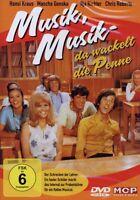 DVD NEU/OVP - Musik, Musik - da wackelt die Penne - Hansi Kraus & Ilja Richter