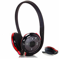 Handsfree Wireless Stereo Bluetooth Headphone Headset For Nokia iPhone Samsung