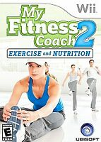 MY FITNESS COACH 2:WORKOUT WII  GAME NEW
