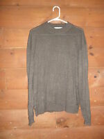 MENS PERRY ELLIS BRAND BROWN SWEATER (T05) -- SIZE XL