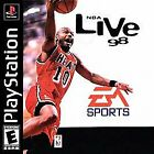 NBA Live 98 (Sony PlayStation 1, 1997)
