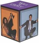 Will and Grace - The Complete Series Set (DVD, 2008, 33-Disc Set)