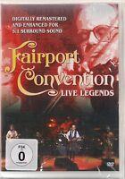 "DVD Fairport Convention ""Live Legends"" Neu/OVP"