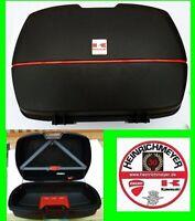 Kawasaki GIVI Luggage Set Side paniers 45L paniers KAWA