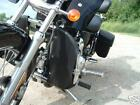 HARLEY SPORTSTER ENGINE GUARD SOFT LOWERS 2004 UP #1 QUALITY & WARRANTY