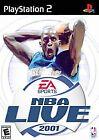 NBA Live 2001 (Sony PlayStation 2, 2001)