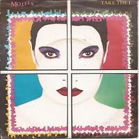 """The Motels Take Out The L (Out Of Love)(PS) 7"""" Vinyl Single"""