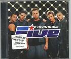 FIVE - INVINCIBLE - CD ( COME NUOVO )