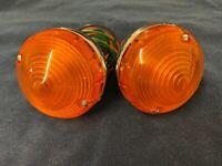 NEW LOTUS EUROPA TURN SIGNAL LAMPS LUCAS TYPE L692 USA CARS