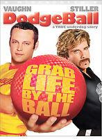 Dodgeball: A True Underdog Story (DVD, 2004, Widescreen) NEW