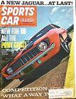 Sports Car Graphic 1968 RENAULT R16 JAGUAR X16 PONY CAR