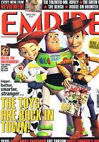 TOY STORY / ANDY KAUFMAN / MATT DAMON Empire no. 129 March 2000