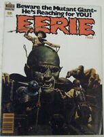 EERIE MAGAZINE #102 - JULY 1979 - Horror Comics! Cover Art By Sanjulian! VF