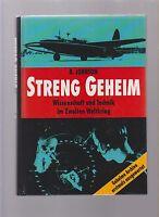 Johnson, Brian: Streng geheim - Wissenschaft und Technik im zweiten Weltkrieg