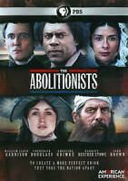 American Experience: The Abolitionists New DVD! Ships Fast!