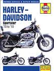 Harley Davidson 883 883R XL1000 1200 Sportster 70-10 Haynes Manual 2534 NUEVO